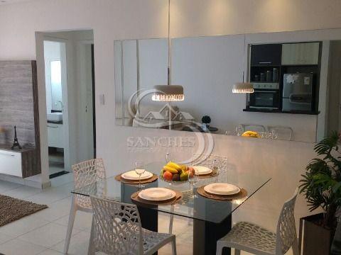 Apartamento  2 dormitórios sendo 1 suite  em Mongaguá - bairro vera Cruz