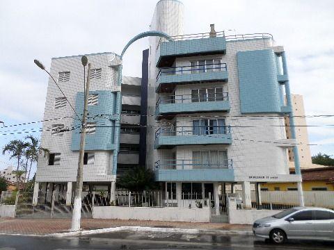 Apartamento de 1 dormitório em Praia Grande -Solemar