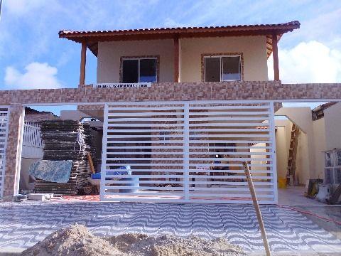 Casa de condomínio 2 dormitório Praia Grande- Jardim Real