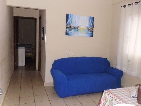 Apartamento 1 dormitório  em Praia Grande na Vila Caiçara  1 dormitório
