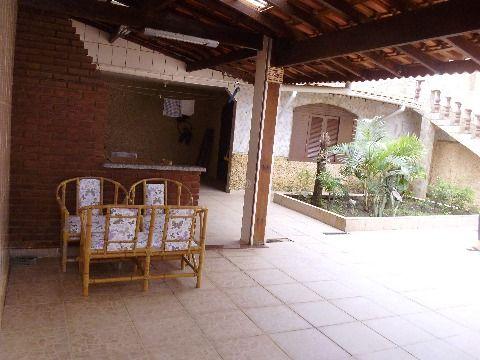 Casa Isolada 2 dormitórios em Praia Grande no Jardim Real