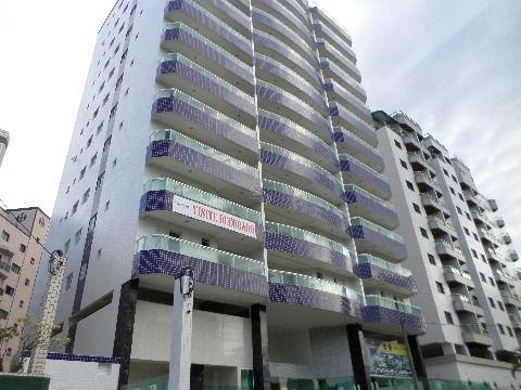 Apartamento de 2 dormitórios sendo 1 suite   em Praia Grande - Vila Caiçara
