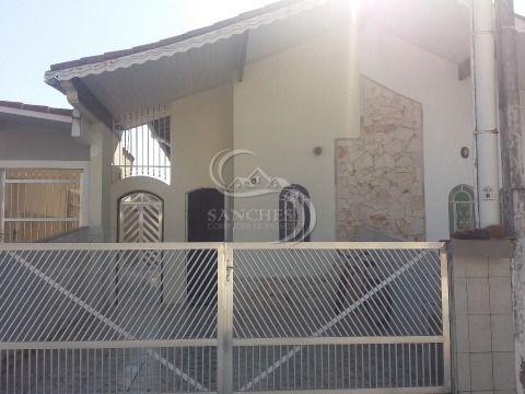 Casa 2 dormitórios no Jardim Imperador -  Praia Grande