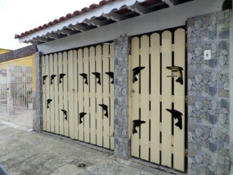 Casa geminada 2 dormitórios  em  Praia Grande- Jardim Princesa