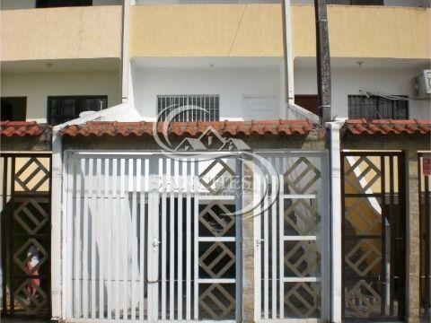 Casa com 3 dormitórios em Praia Grande - Vila Caiçara