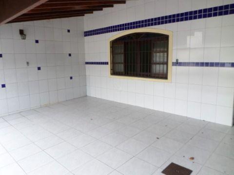 Casa Geminada 2 dormitórios sendo 1 suite  Vila Caiçara Praia Grande