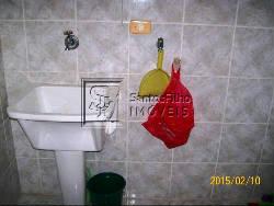 ÁREA DE SERVIÇO E WC