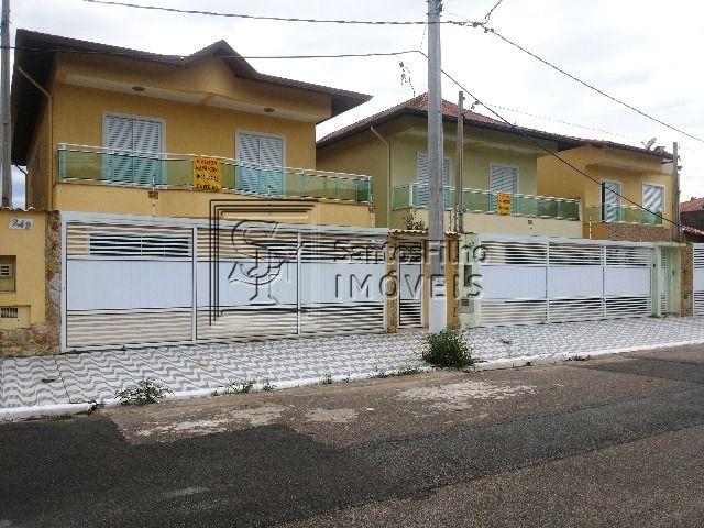 Sobrado4 dormitórios em Praia Grande