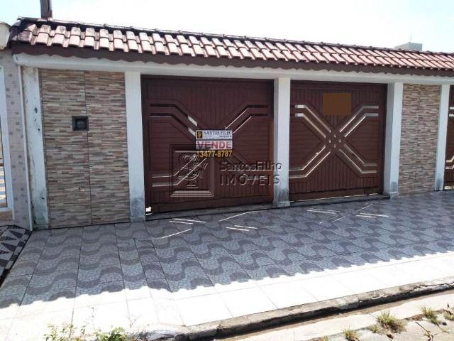 Casa2 dormitórios em Mongagua
