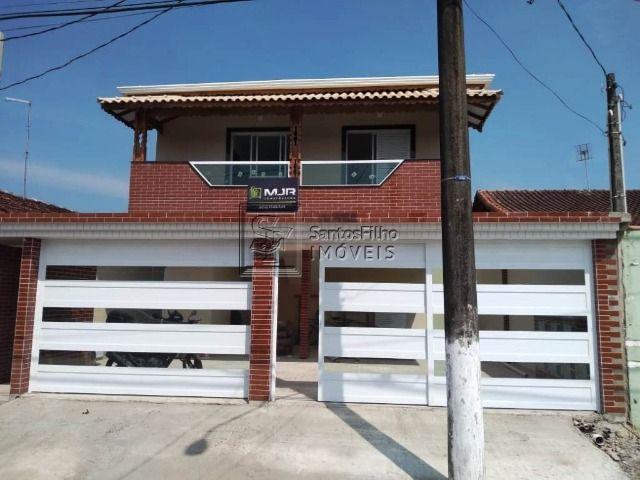 Casa em Condominio2 dormitórios em Praia Grande