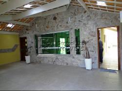 Fachada interna/Garagem