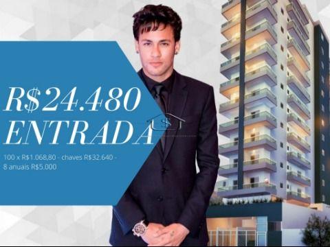 R$24.480 ENTR - R$1.068,80 mensais