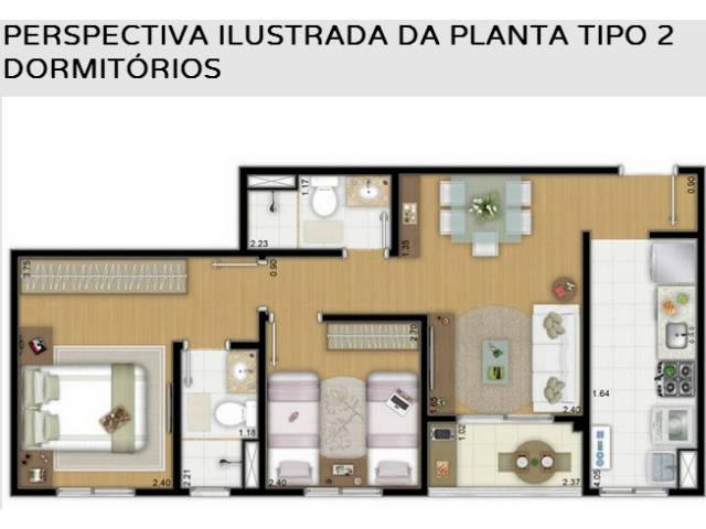Apartamento Padrão à venda, Vila Das Belezas, São Paulo