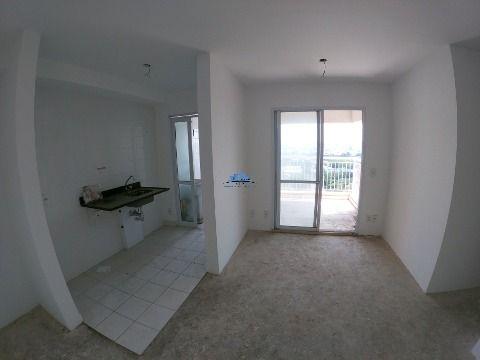 Apartamento para venda no bairro do Belém 59m², 2 dormitórios, 1 suíte. uma vaga.