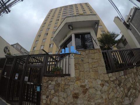 Apartamento a venda no Tatuapé 94m², 3 dorm ,2 banh, 1vaga a 1 min do metrô