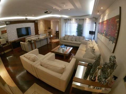 Apartamento par venda no bairro do Tatuapé/ Vila Gomes Cardim, 201m².