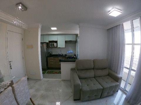 Apartamento para venda no bairro do Belém , 45m², 2 dormitórios 1 vaga.