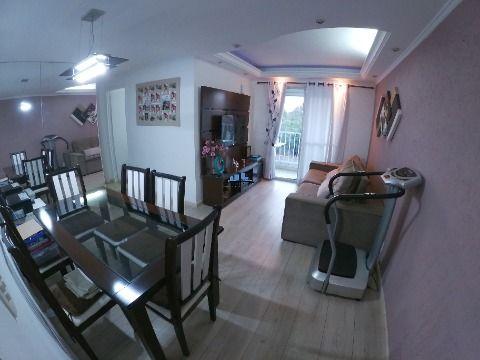 Apartamento para venda no bairro do Belém, 54m².