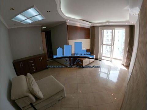 Apartamento 2 dormitórios para venda no bairro do Belém 62m².