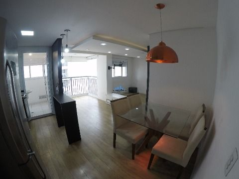 Apartamento para locação no bairro do Brás 40 m², mobiliado, 1 vaga .