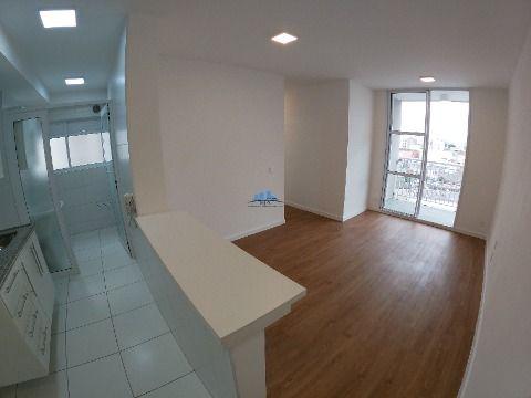 Apartamento para locação no bairro do Belenzinho 59m², 3 dormitórios, 1 suíte, 1 vaga.