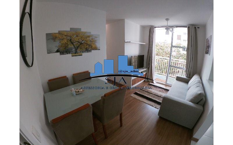 Apartamento mobiliado para locação no bairro do Belenzinho 45m².