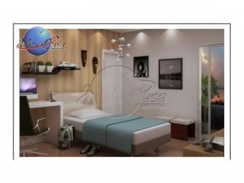 Apartamento em Praia Grande no Forte - 2 dormitórios