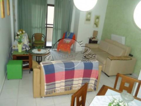 Apartamento em Praia Grande na Tupi - 1 dormitório