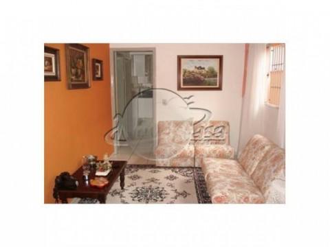 Casa em Praia Grande na Vila Caiçara - 3 dormitórios