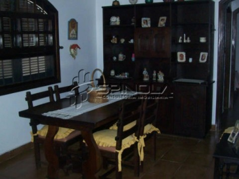 Casa 3 dormitórios - Imperador, Praia Grande