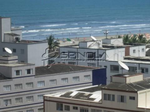 Apartamento 2 dormitórios na Vila Guilhermina em Praia Grande