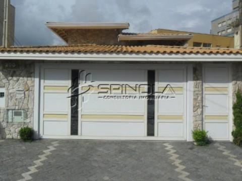 Casa com piscina e churrasqueira de 3 dormitórios na Vila Caiçara em Praia Grande