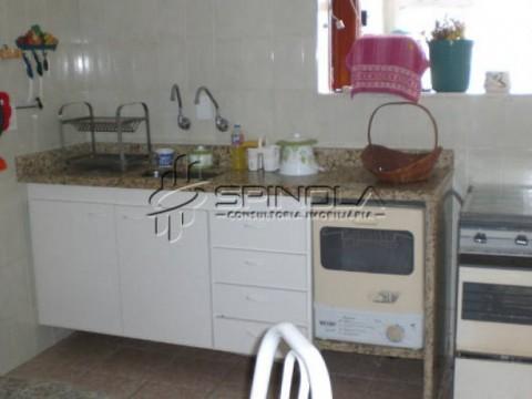 Apartamento de 1 dormitório à venda no Jardim Imperador - Praia Grande