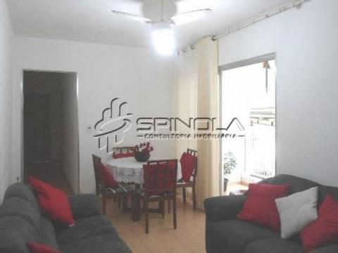 Apartamento com 2 dormitórios e 1 suíte no Jardim Real - Praia Grande