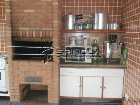 Apartamento à venda de 2 dormitórios na Vila Caiçara - Praia Grande
