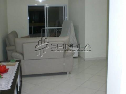 Apartamento 3 dormitorios em Praia Grande - Campo da Aviação