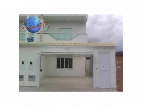 Casa em Praia Grande no Canto do Fote - 3 dormitórios