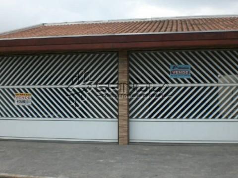 Casa de condominio em Praia Grande - Jardim Samambaia