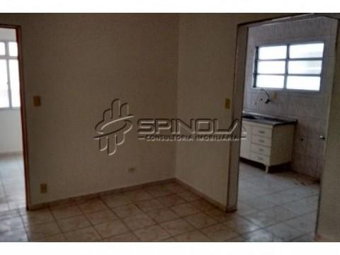 Apartamento em Praia Grande na Guilhermina - 2 dormitórios