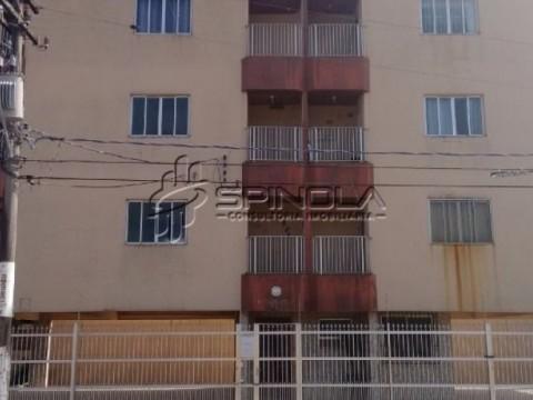 Apartamento em Praia Grande de 1 dormitório com 2 sacadas - Vila Mirim