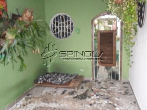 Casa em Praia Grande- 3 dormitórios sendo 1 suite- Vila Caiçara
