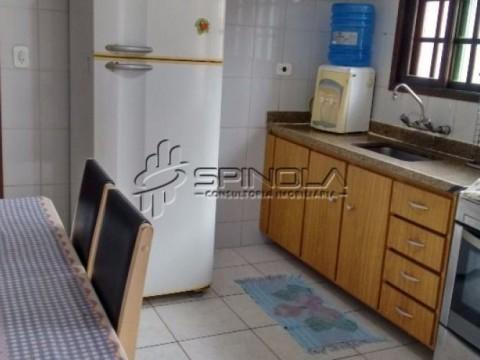 Casa com 3 dormitórios à venda na Vila Caiçara - Praia Grande