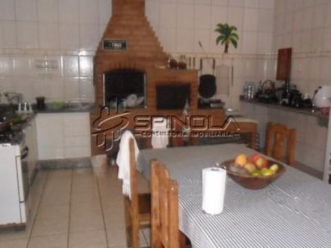 Casa isolada à venda com 3 dormitórios no Balneário Flórida - Praia Grande