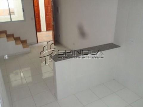 Casa em Condomínio em Praia Grande de 2 dormitórios - Vila Sônia
