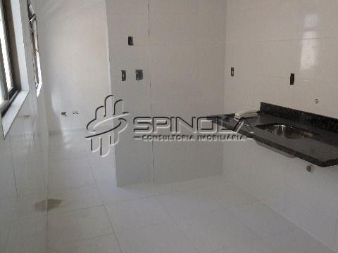 Apartamento à venda com 1 dormitório no Campo da Aviação - Praia Grande