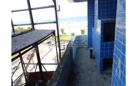 Apartamento de 1 suíte em Praia Grande - Vila Mirim