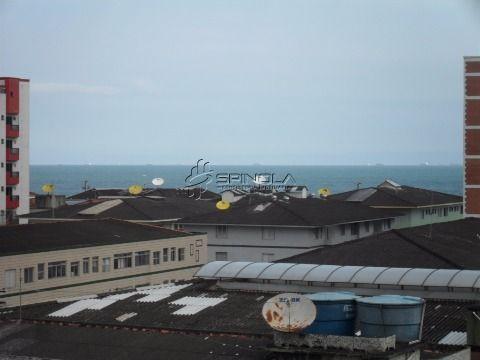 Apartamento 2 dormitórios na Vila Tupi em Praia Grande