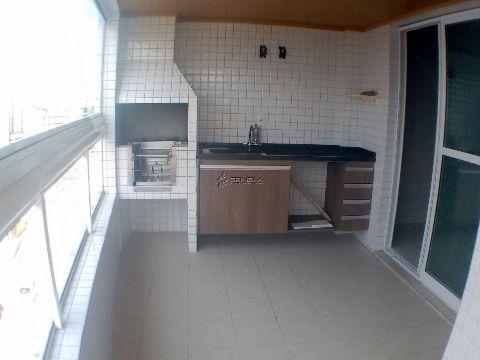 Apartamento de 2 dormitórios à venda no Campo da Aviação - Praia Grande