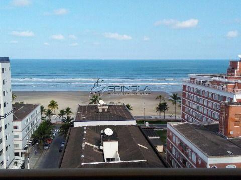 Cobertura de 3 dormitórios à venda na Vila Tupi - Praia Grande