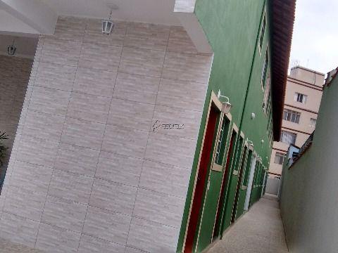 Casa em condomínio fechado 2 dormitórios Vila Mirim